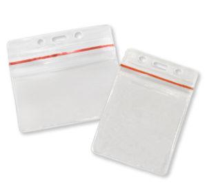 waterproof badge holder