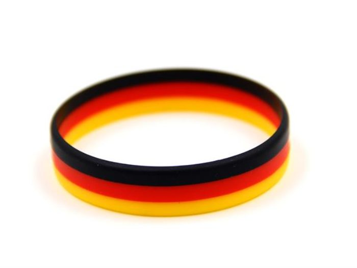 colored wristband