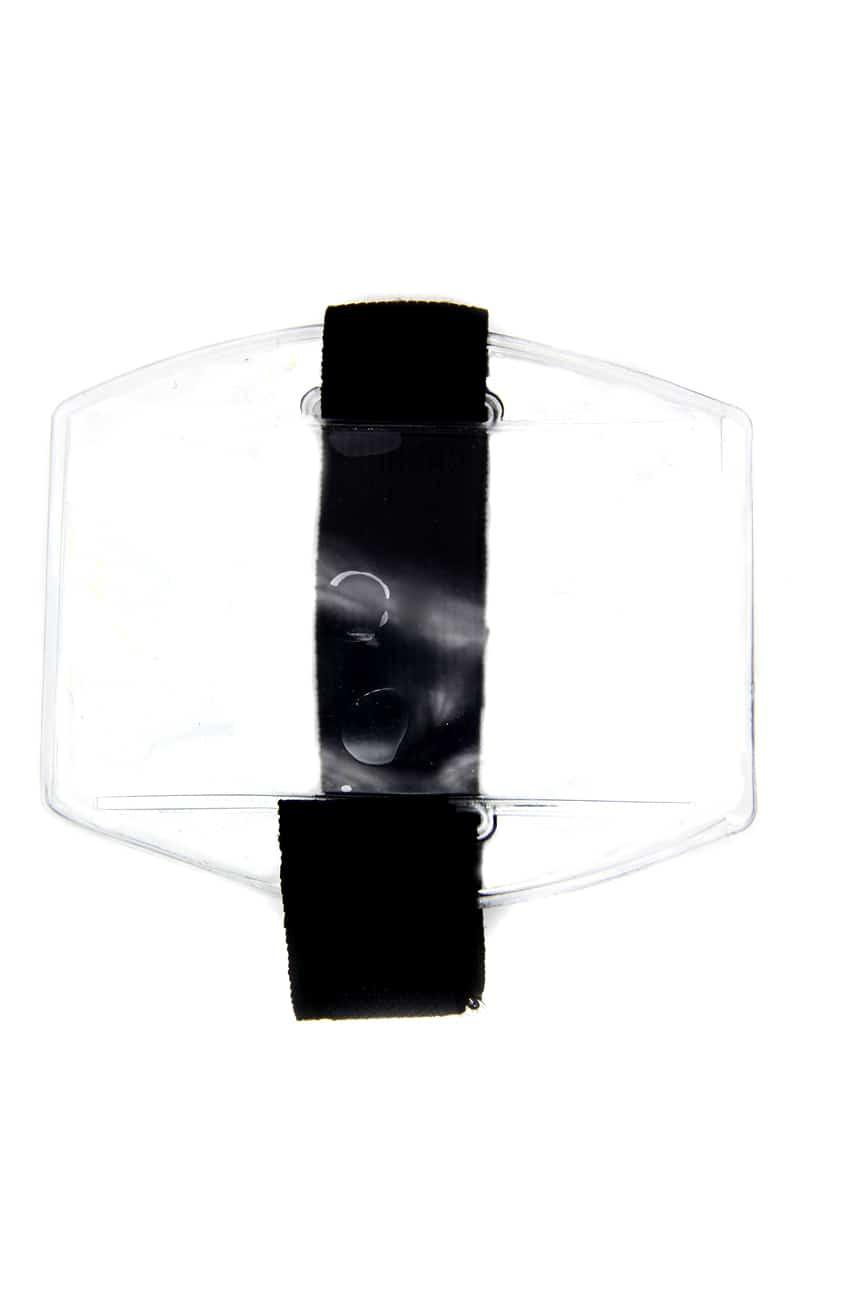 arm band badge holder 1