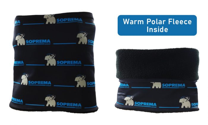 Warm Buff with Polar Fleece
